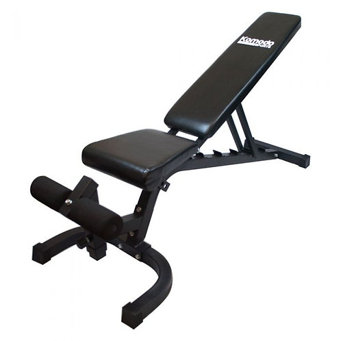 Weight Lifting FID Bench | Home Essentials UK