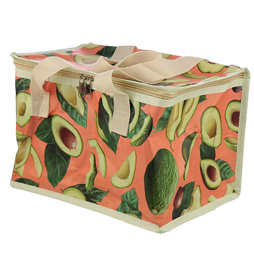 Avocado Design Lunch Box Picnic Cool Bag Novelty Gift