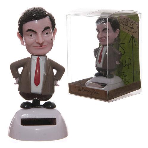 Fun Mr Bean Solar Powered Solar Pal Novelty Gift
