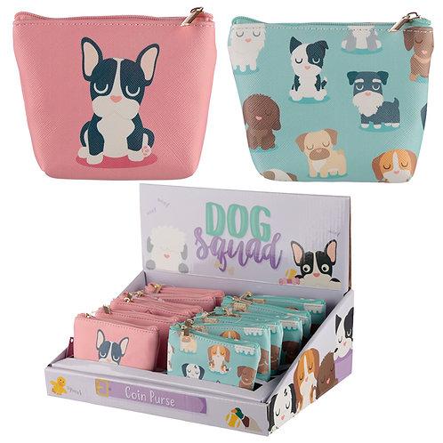 Handy PVC Purse - Dog Squad Novelty Gift