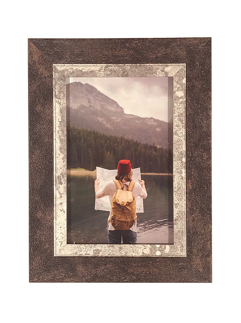 Wooden Photo Frame Marble 10 X 15 Shipping furniture UK