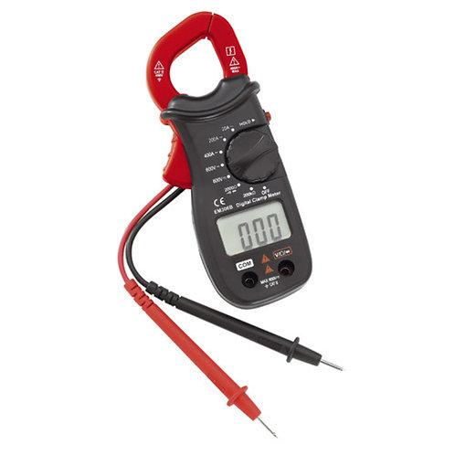 Clarke CDM85 Digital Clamp Multimeter | DIY Bargains