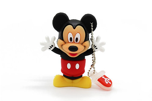 16GB Mickey Mouse USB Flash Drive Pen Drive Animal cartoon Pendrive