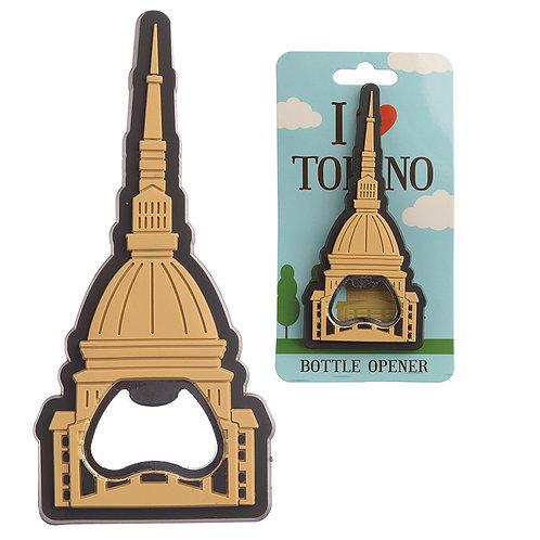 Novelty PVC Bottle Opener - Torino Mole Novelty Gift