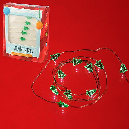 Decorative LED Christmas Fairy Lights - Christmas Tree Novelty Gift