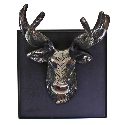 Single Stags Head Wall Mounted Ornament Shipping furniture UK