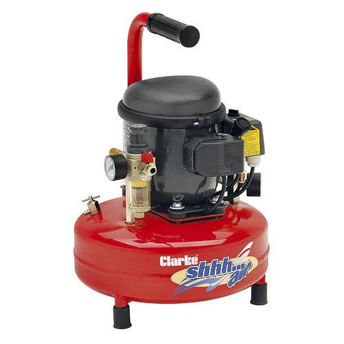 Clarke Shhh Air 30/9  9Litre - Silent Air Compressor (230V) | DIY Bargains