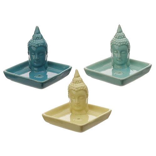 Eden Ashcatcher Incense Burner - Thai Buddha (One Only) Novelty Gift