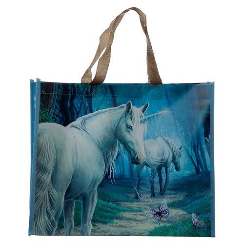 Unicorn The Journey Home Lisa Parker Reusable Shopping Bag Novelty Gift