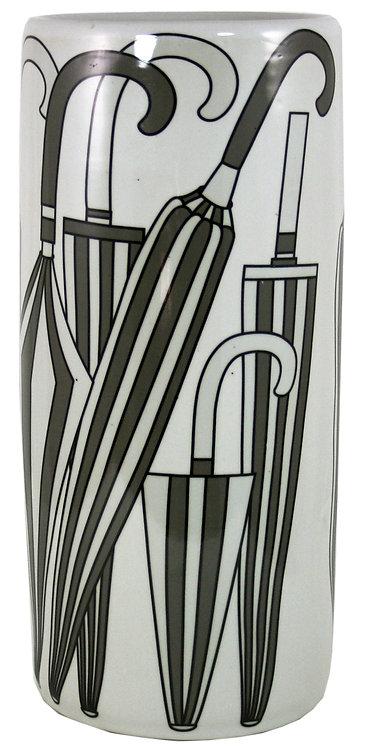 Umbrella Stand, Shades of Grey Umbrella Design Shipping furniture UK