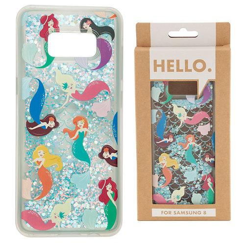 Samsung 8 Phone Case - Mermaid Design Novelty Gift