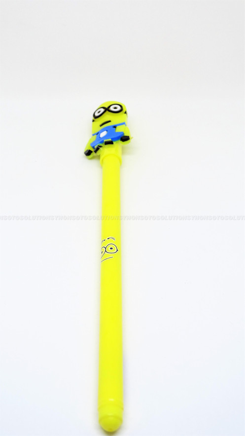 Despicable Me Minion Novelty Pen Pack Of 1