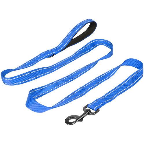 1.8m Dog Lead - Blue | Home Essentials UK