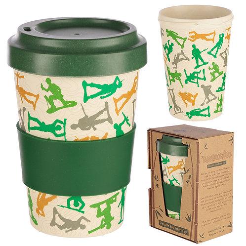 Novelty Toy Soldier Design Travel Cup/Mug Gift