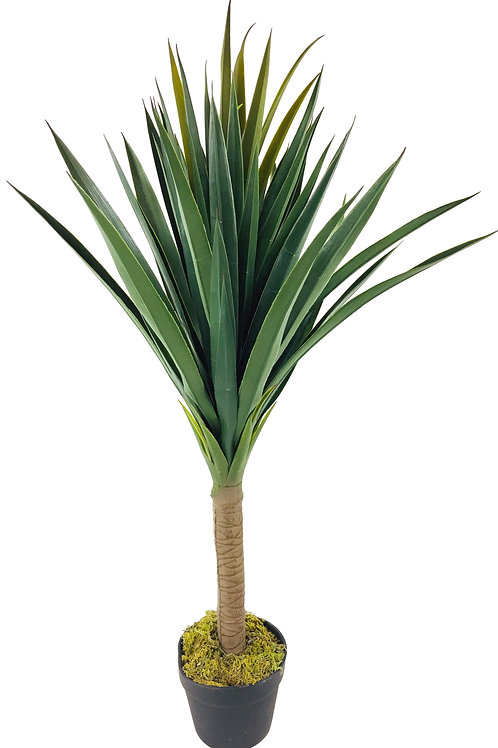 Artificial Yucca Plant 95cm Shipping furniture UK