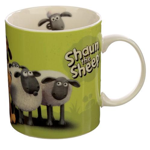 Collectable Porcelain Mug - Shaun the Sheep Novelty Gift