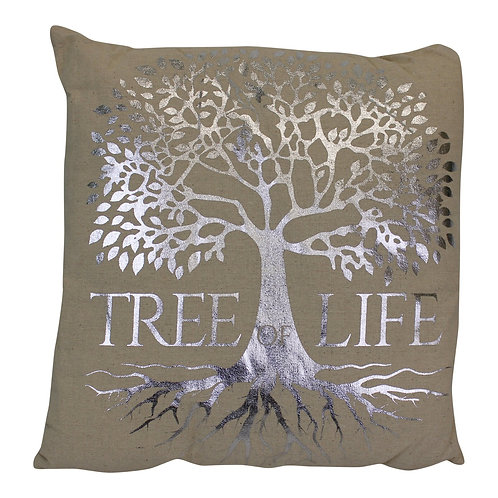 Tree of Life Scatter Cushion Shipping furniture UK