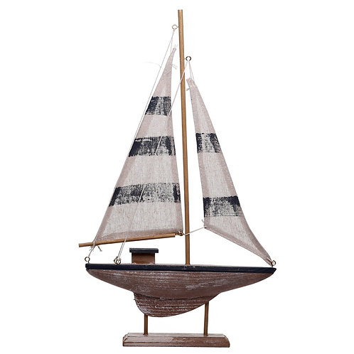 Tall Sailing Boat Nautical Decoration Novelty Gift