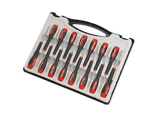 Neilsen CT1719 15pc Precision Screwdriver Set | DIY Bargains