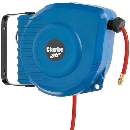 Clarke CAR9PC 9m Retractable Air Hose Reel | DIY Bargains