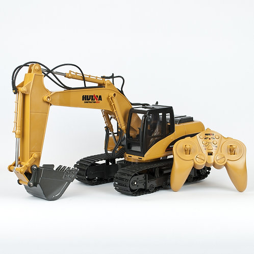 15 Channel RC Digger Toy | Home Essentials UK