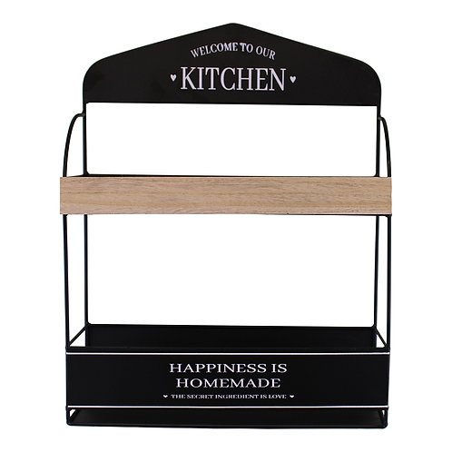 Decorative Wall Hanging Kitchen Shelving Unit Shipping furniture UK