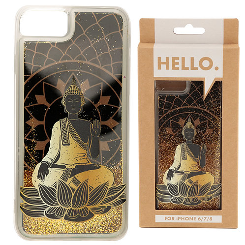 iPhone 6/7/8 Phone Case - Thai Buddha Design Novelty Gift