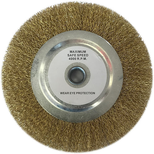"Clarke Replacement 8"" Wire Wheel 