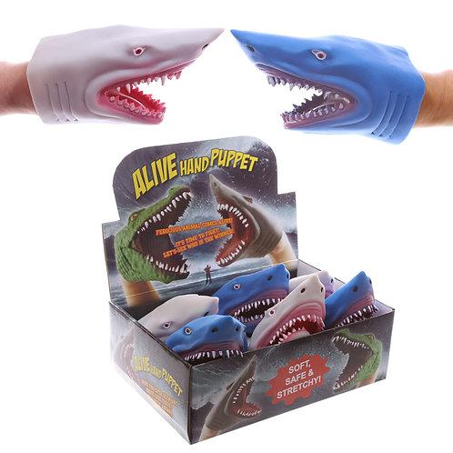 Fun Kids Puppet - Shark Head Novelty Gift