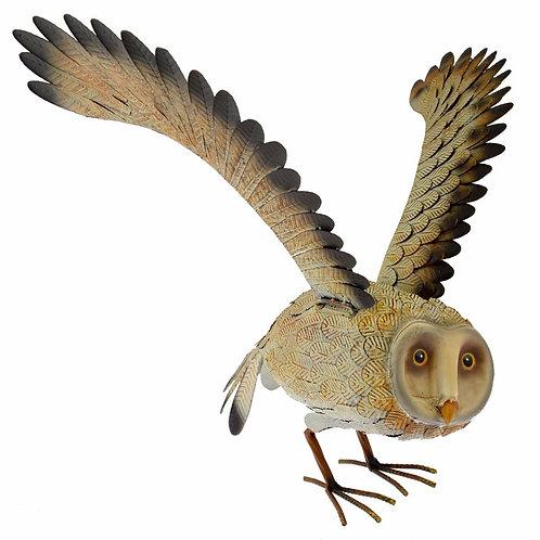 Metal Garden Owl Shipping furniture UK
