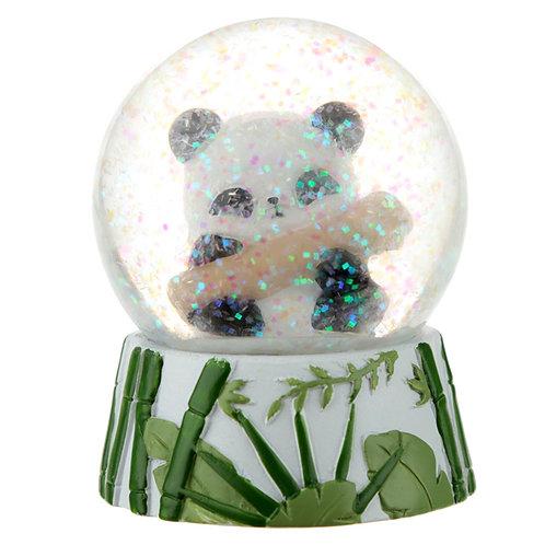 Novelty Collectable Panda Snow Globe Gift