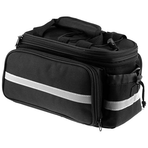 Bicycle Rear Rack Bag | Home Essentials UK