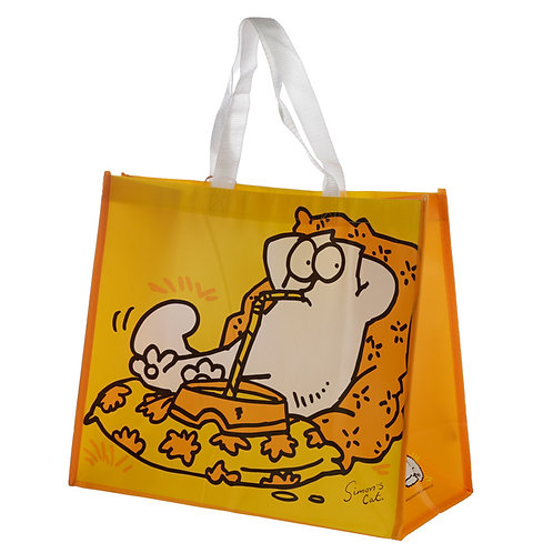 Simon's Cat Durable Reusable Shopping Bag Novelty Gift