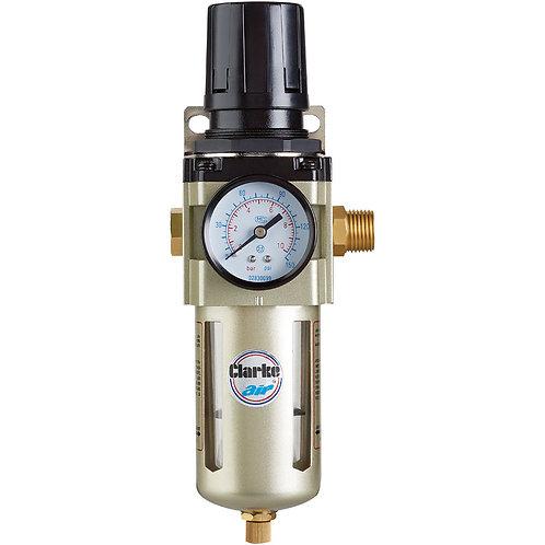 Clarke CAT161 Air Filter / Regulator Unit | DIY Bargains
