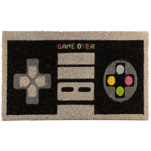 Coir Door Mat - Retro Gaming Novelty Gift