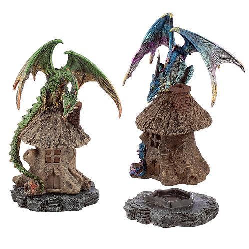 Forest Dweller Dark Legends Dragon Figurine Novelty Gift