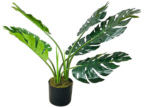 Artificial Monstera Plant 70cm Shipping furniture UK
