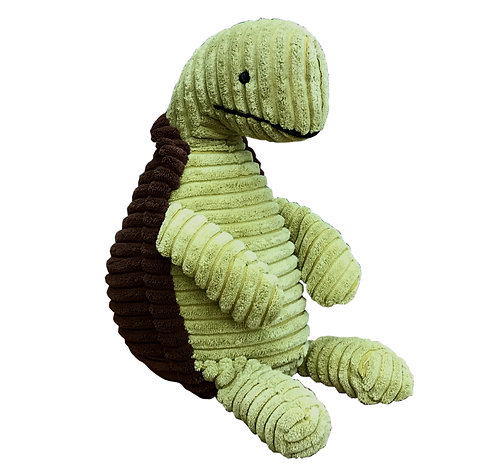 Green Fabric Turtle Doorstop Shipping furniture UK
