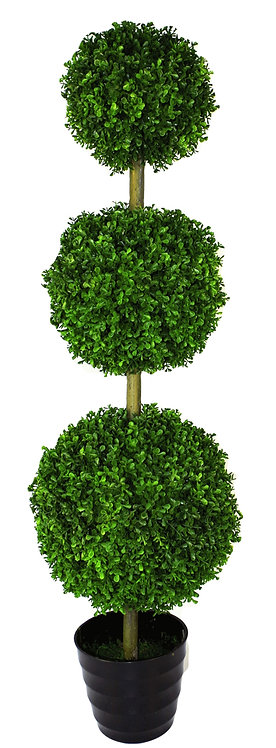 Artificial X-Large 120cm Grass Topiary Tree Shipping furniture UK