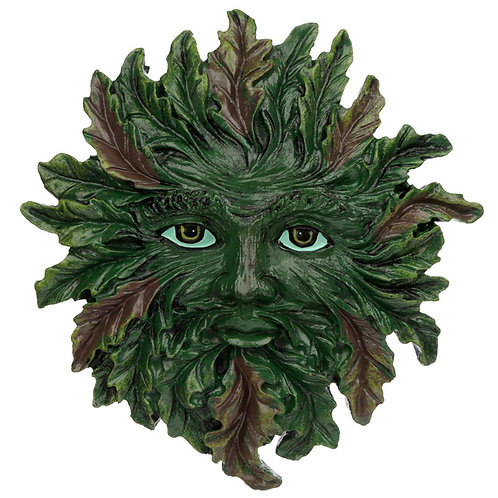 Fantasy Green Treeman Wall Plaque Novelty Gift