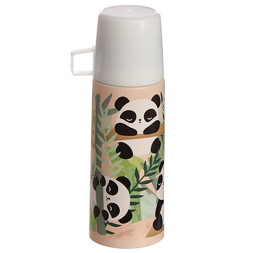 Funky 350ml Flask - Pandarama Novelty Gift