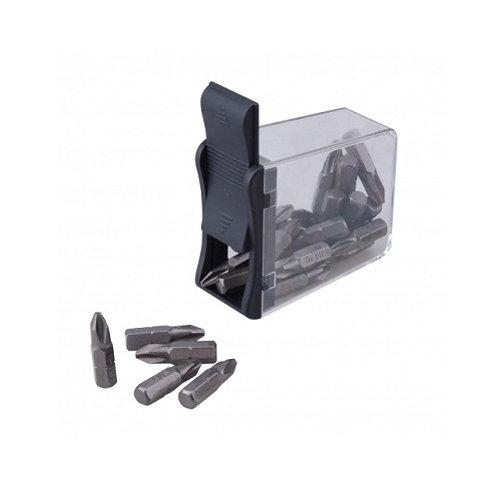 BlueSpot 25 Pce PZ2 x 25mm in Dispenser | DIY Bargains