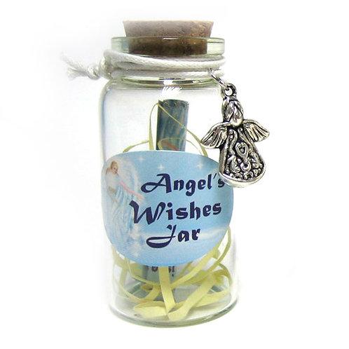 Novelty Gift Cute Angel Mini Wishing Jar