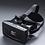 3D Virtual Reality Headset Gear Box Headset Helmet Movies Gamepad Gaming Set