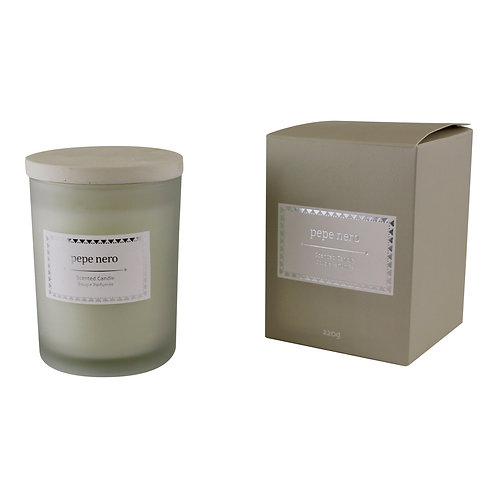 Angelica Scented Candle in Glass Jar, Boxed Shipping furniture UK