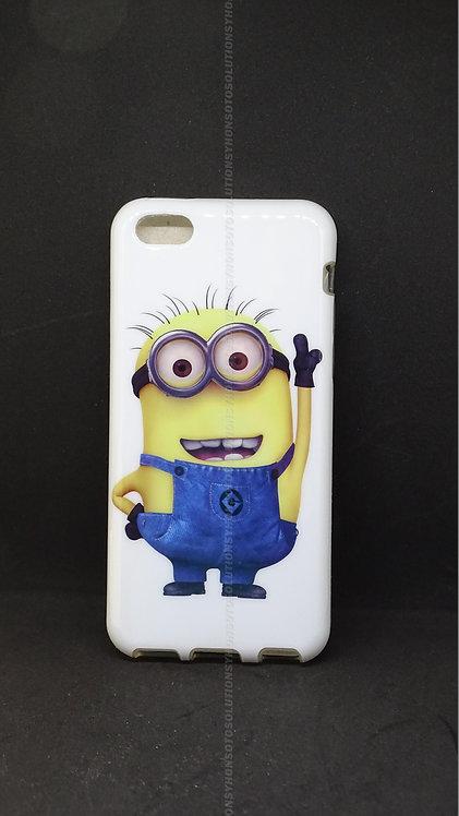 Iphone 5c Despicable Me Minion Cover