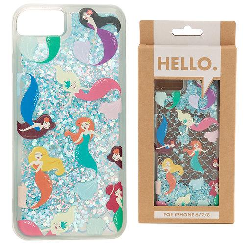 iPhone 6/7/8 Phone Case - Mermaid Design Novelty Gift