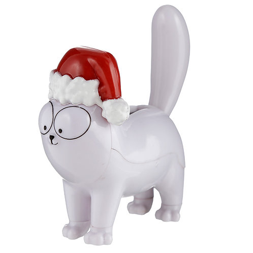 Collectable Licensed Solar Powered Pal - Christmas Simon's Cat Novelty Gift