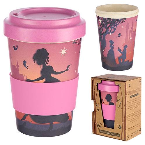 Novelty Princess Design Travel Cup/Mug Gift