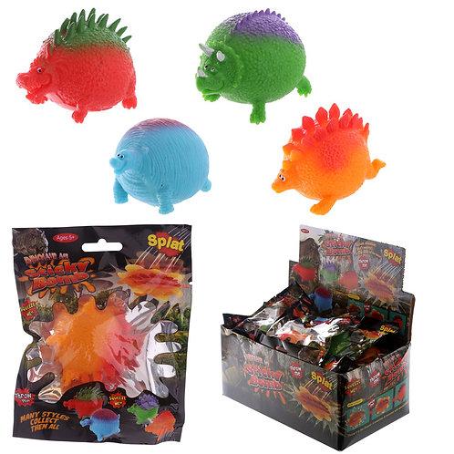 Novelty Gift Fun Kids Splat Dinosaur Ball